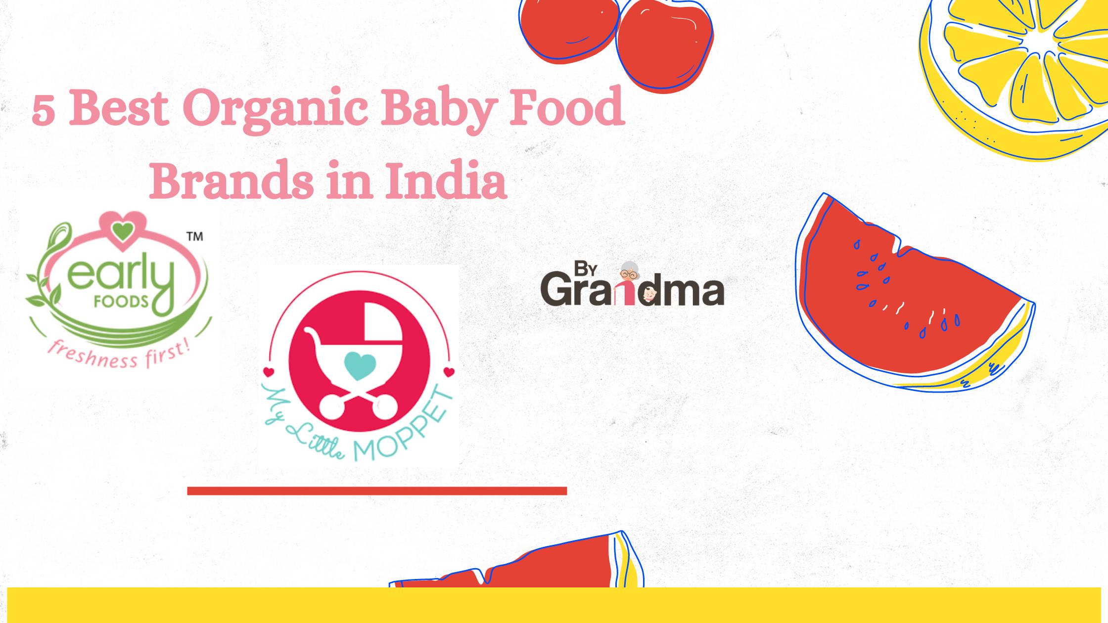 Best Baby food Brands
