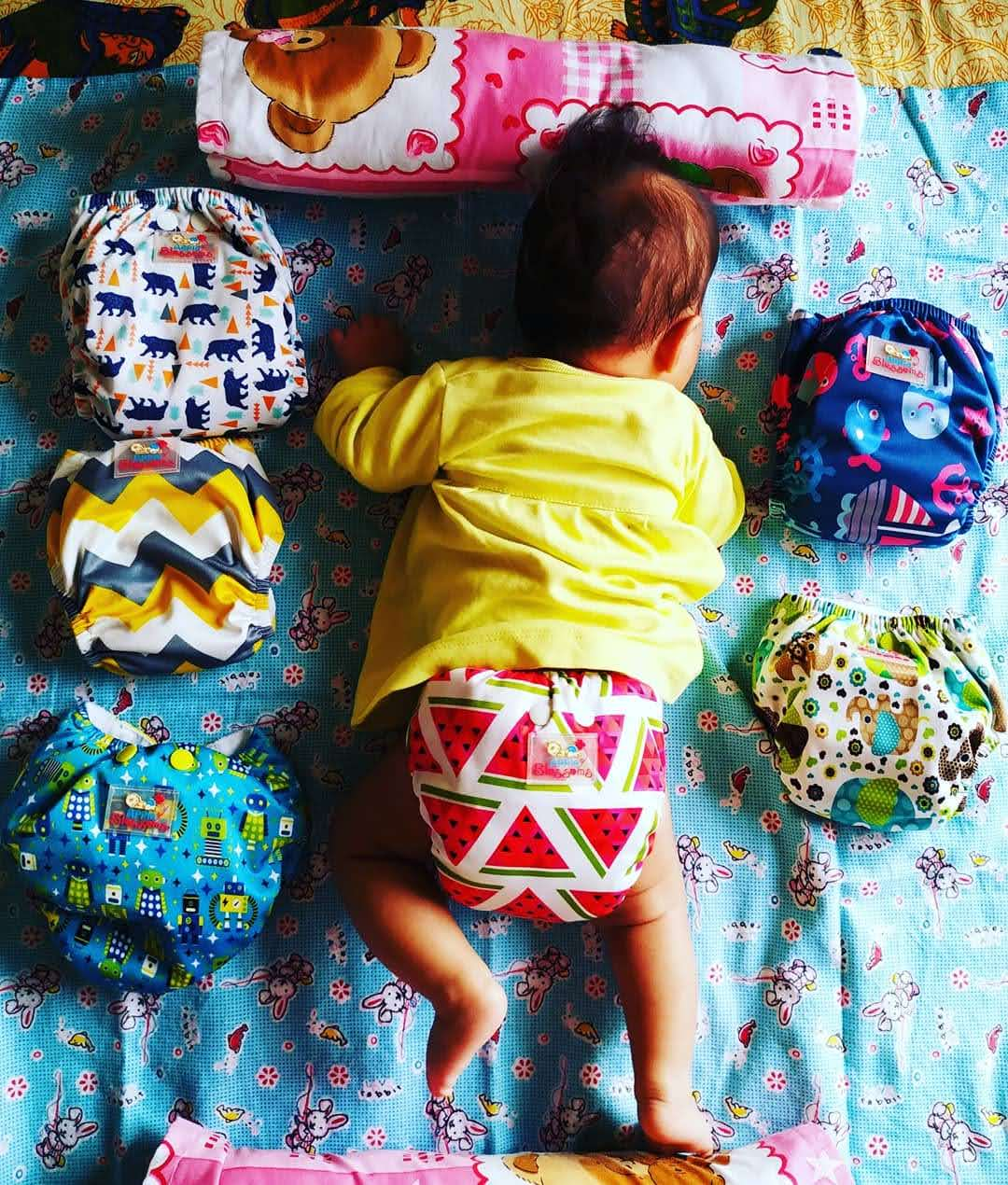 Best baby cloth diapers